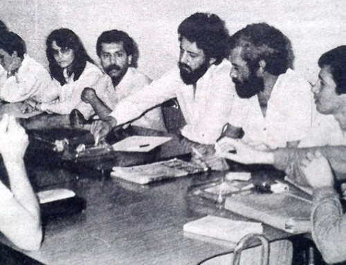 22 de Enero de 1982:14 miembros del Comité de Empresa del Hospital General son despedidos