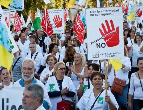 Intersindical Canaria convoca a todos los sindicatos