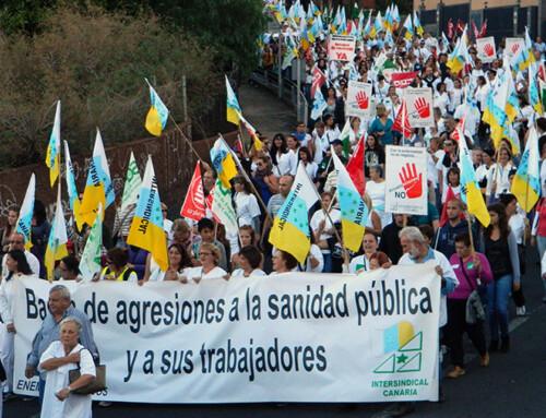 Intersindical Canaria anuncia una huelga indefinida en el HUC por incumplirse el actual convenio colectivo