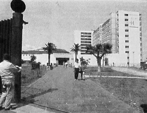 29 de mayo de 1996: Huelga de médicos en el Hospital Universitario de Canarias