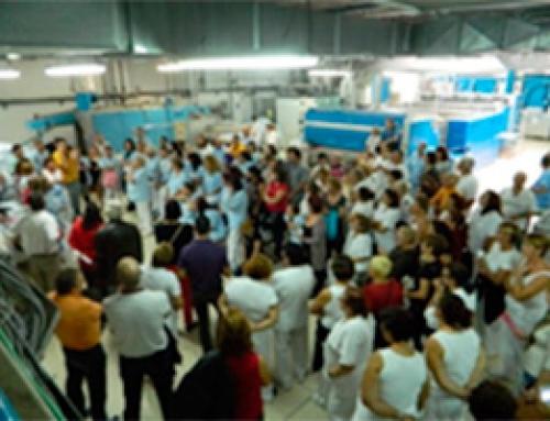 24 de junio de 2005: Los trabajadores desconvocan la huelga de lavandería pública de Tenerife