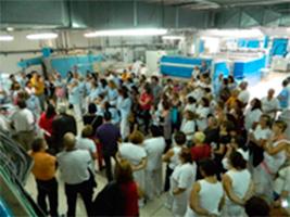 Desconvocada la huelga en la lavandería hospitalaria de Tenerife