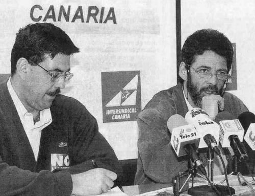 21 de julio de 1994: 250 mil millones la deuda histórica sanitaria del Estado con Canarias