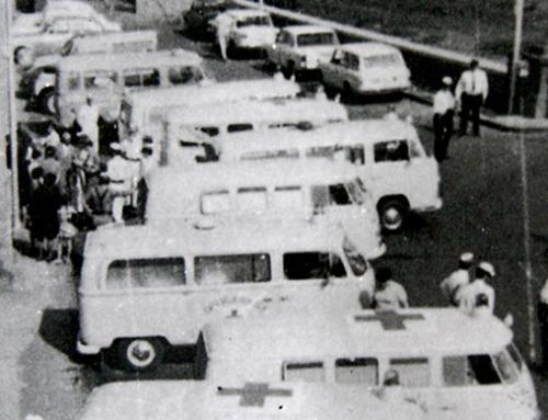 17 de julio de 1971: Llegan los primeros pacientes al nuevo Hospital General y Clínico