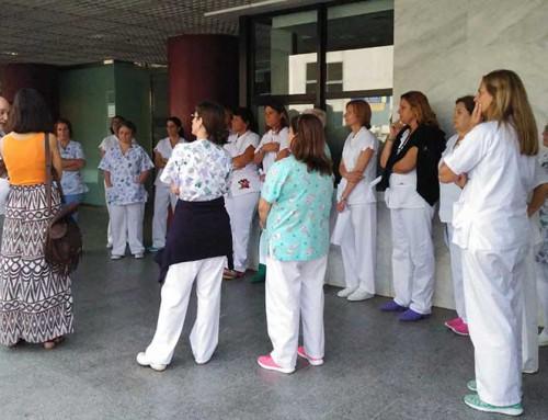 Los trabajadores del Hospital Materno Infantil niegan razón alguna para el cierre de camas