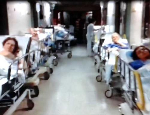 Al Juzgado el cierre de camas que se pretende realizar en varios hospitales públicos