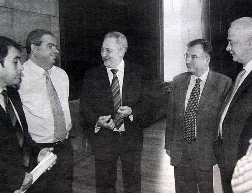 5 de diciembre de 2003: Anuncian para el 2006 la finalización del Hospital Comarcal del Sur de Tenerife