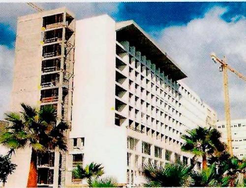 24 de mayo de 1996: Varios recursos sanitarios de Gran Canaria son integrados en el S. Canario de Salud