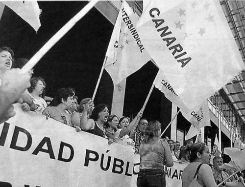 25 de mayo de 2005 Concluye el conflicto de los grupos C, D y E de la sanidad pública