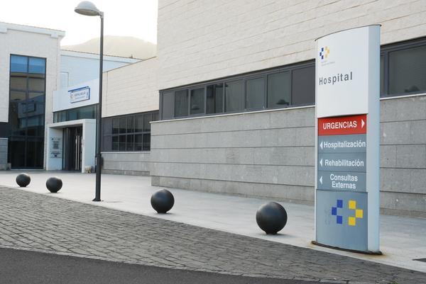 Resultado de imagen de hospital el HIERRO