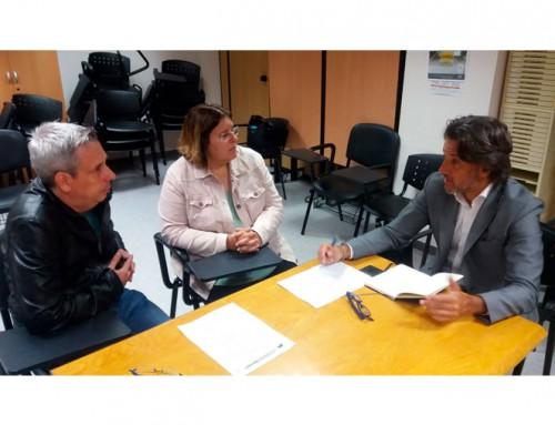 Reunión de Intersindical Canaria y jornada de 35 horas semanales