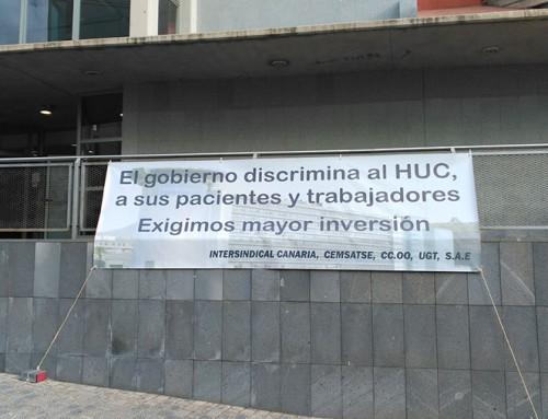 La situación del Universitario de Canarias lleva a Intersindical a convocar un encuentro de alcaldes del área asistencial, integrada por 600 mil habitantes