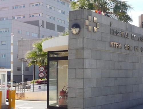 El Hospital de la Candelaria deja de ser Universitario