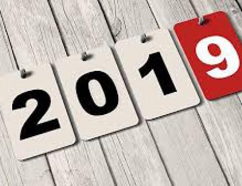 Calendario con los 14 festivos laborales en Canarias para el año 2019
