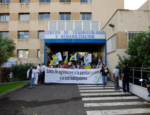 El Servicio de Rehabilitación de la Candelaria continúa ocultando datos de actividad asistencial de sus trabajadores