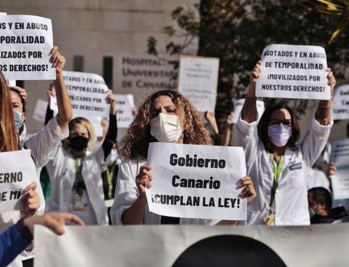 Intersindical Canaria insta al Gobierno a poner en marcha procesos extraordinarios y excepcionales de consolidación y permanencia en el empleo como única forma de corregir el abuso de temporalidad