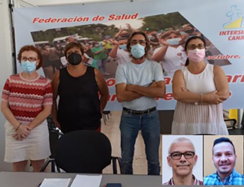 La Federación de Salud de Tenerife de Intersindical Canaria celebró Congreso Extraordinario
